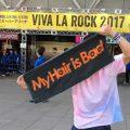 VIVA LA ROCK 2017 今年も参上(4年皆勤賞)