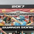 SUMMER SONIC 2017 東京会場1日目ライヴレポート